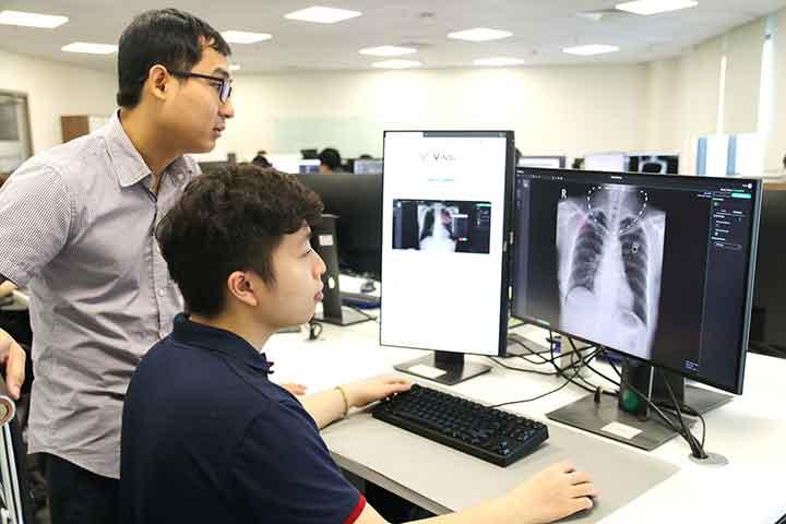 VinBigdata công bố kết quả cuộc thi ứng dụng AI phân tích ảnh y tế