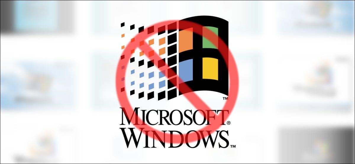 """""""Xếp hạng"""" 6 phiên bản Windows tệ nhất trong lịch sử"""