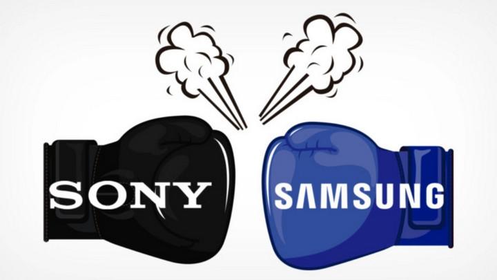 """Sony dẫn đầu thị trường cảm biến hình ảnh cho smartphone, Samsung """"phả hơi nóng"""" phía sau"""