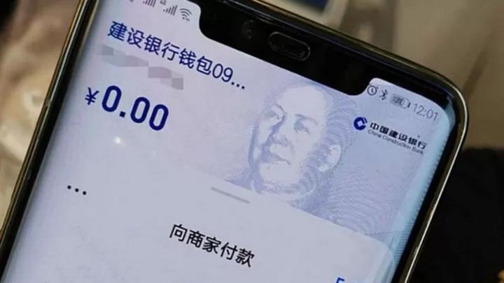 Trung Quốc lưu hành đồng nhân dân tệ kỹ thuật số thay thế tiền giấy