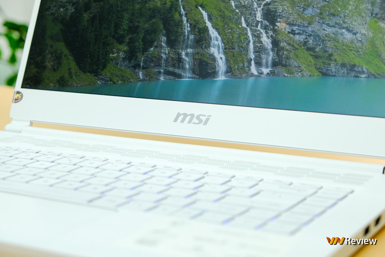 """Đánh giá MSI Stealth 15M: Máy tính xách tay gaming mang thân hình """"Ngọc Trinh"""" - VnReview 2020 13"""