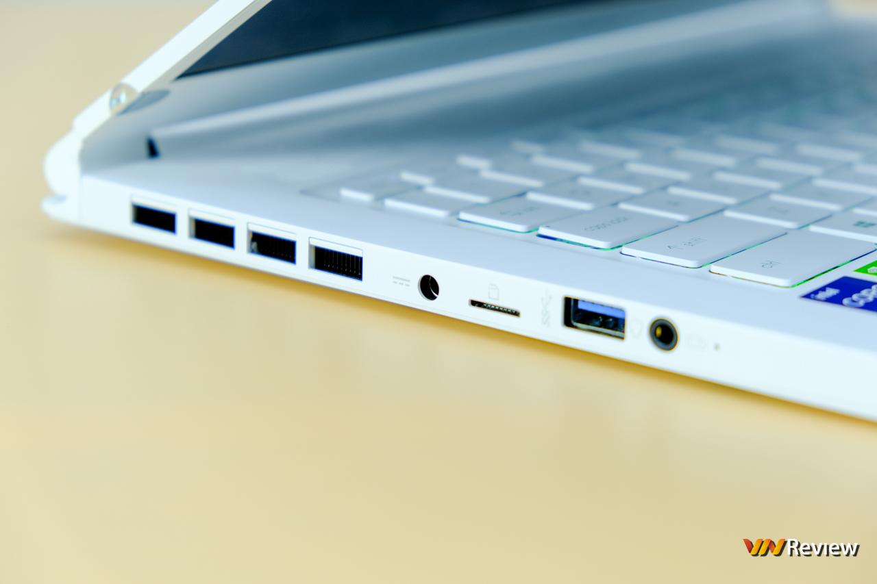 """Đánh giá MSI Stealth 15M: Máy tính xách tay gaming mang thân hình """"Ngọc Trinh"""" - VnReview 2020 8"""
