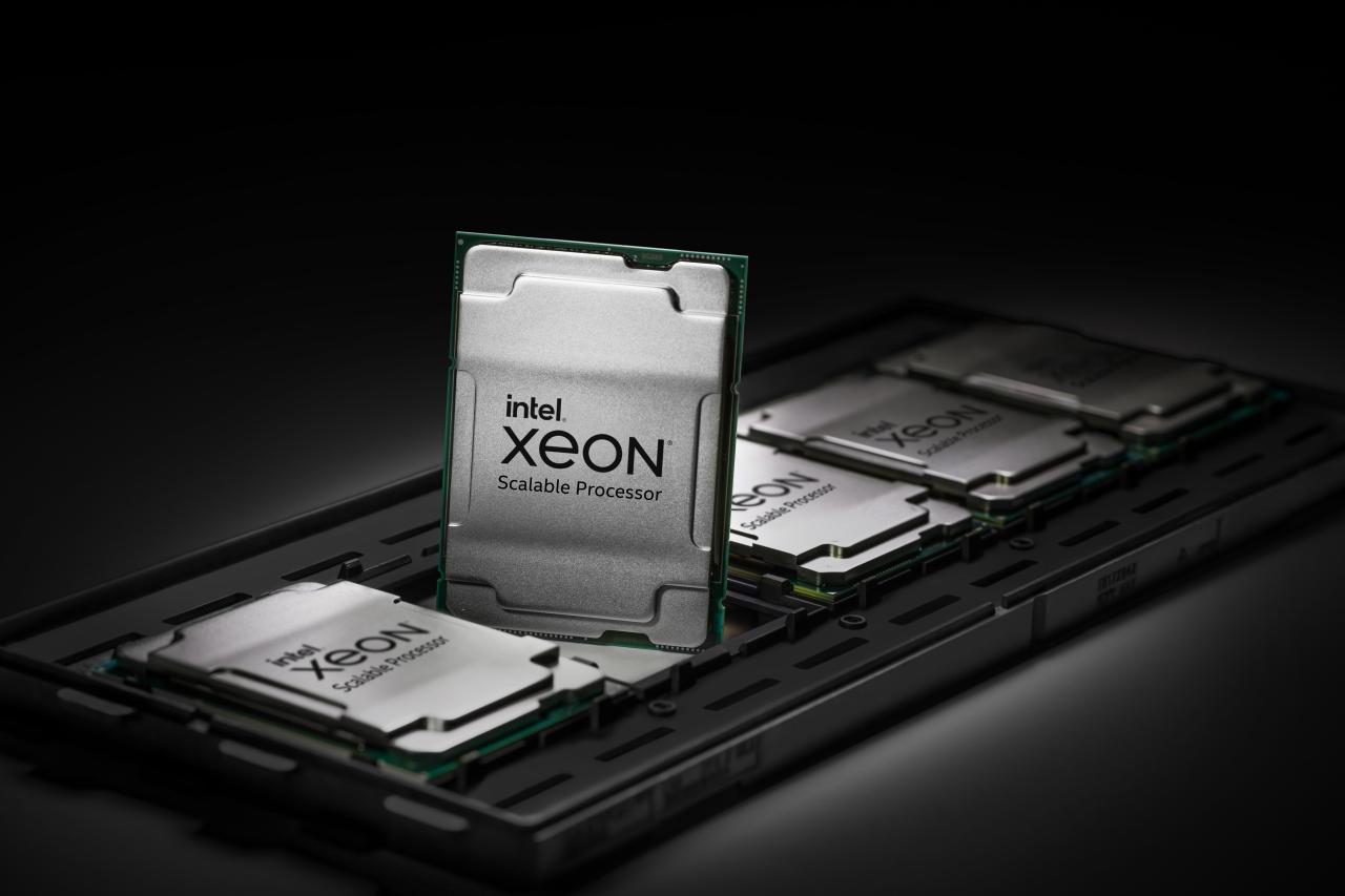 Intel Xeon Scalable Gen 3 Ice Lake ra mắt: CPU tích hợp AI cho trung tâm dữ liệu, mạnh hơn đời trước 46%