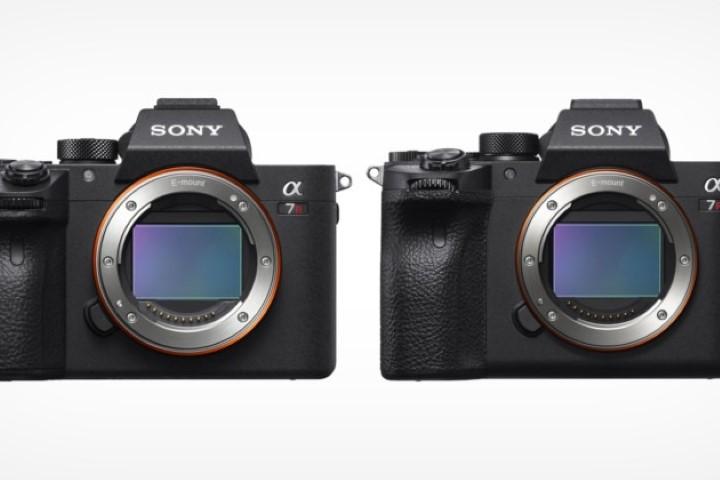 Sony âm thầm trình làng máy ảnh mirrorless Alpha a7R IIIa và Alpha a7R IVa