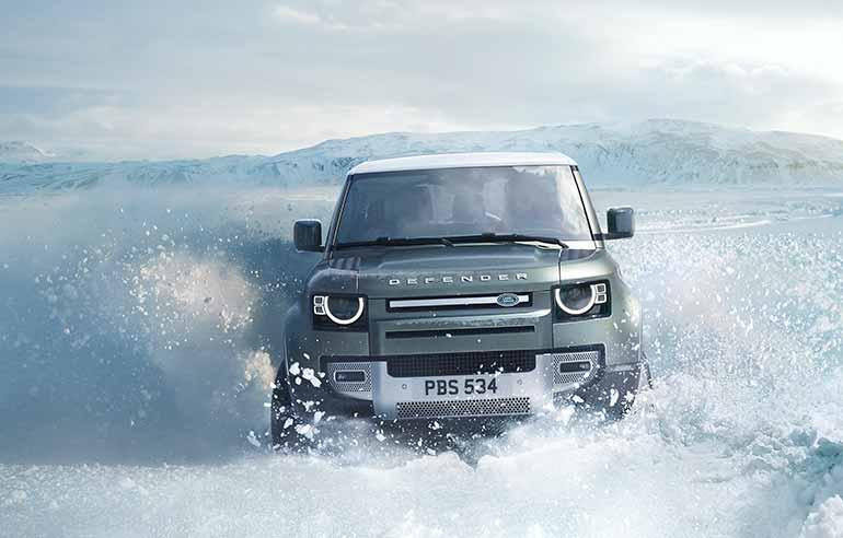Xe Jaguar Land Rover sẽ có công nghệ Nanoe X của Panasonic