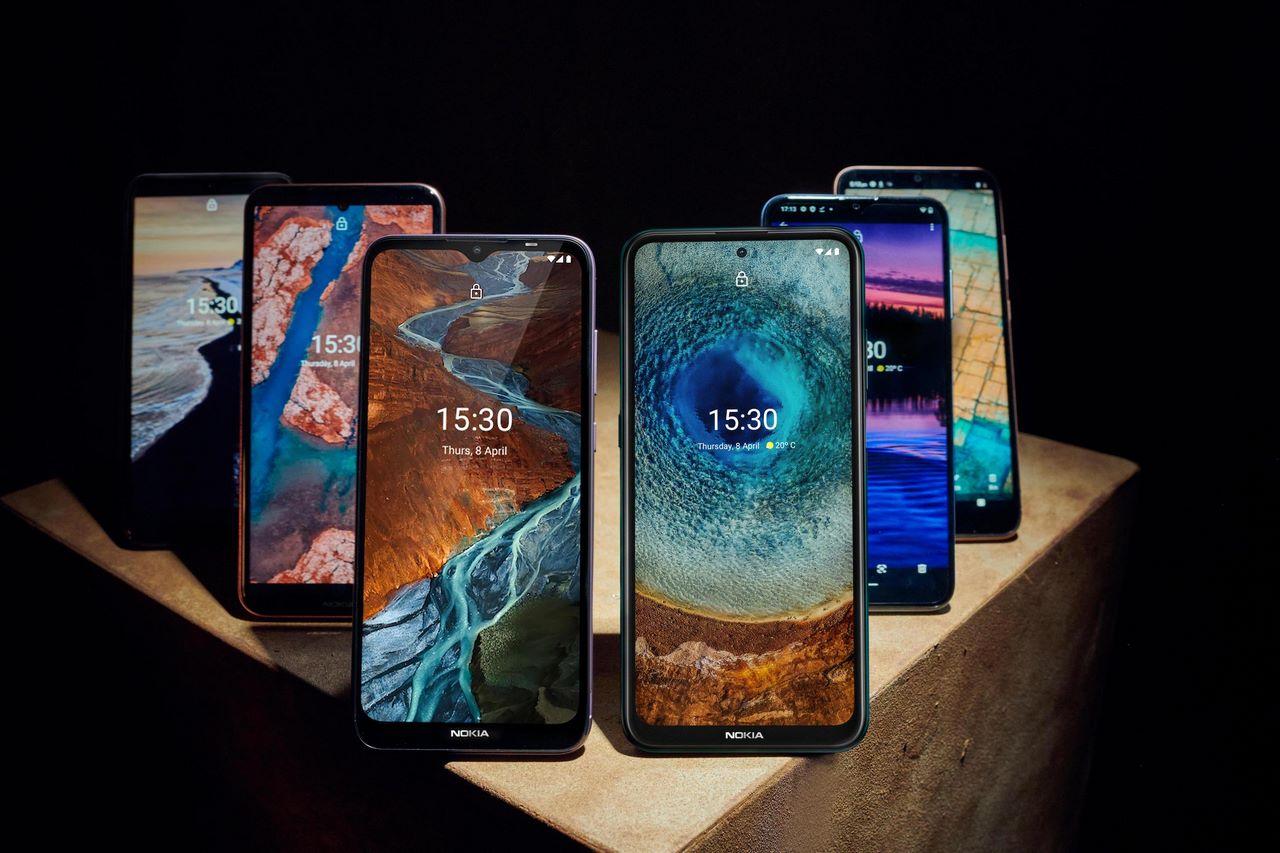 HMD tung liền lúc 6 smartphone Nokia mới, mở cả mạng di động riêng