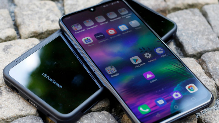 6 smartphone đáng khen nhất của LG từ trước đến nay