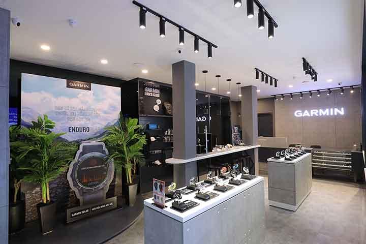 Garmin mở cửa hàng chính thức đầu tiên ở Việt Nam