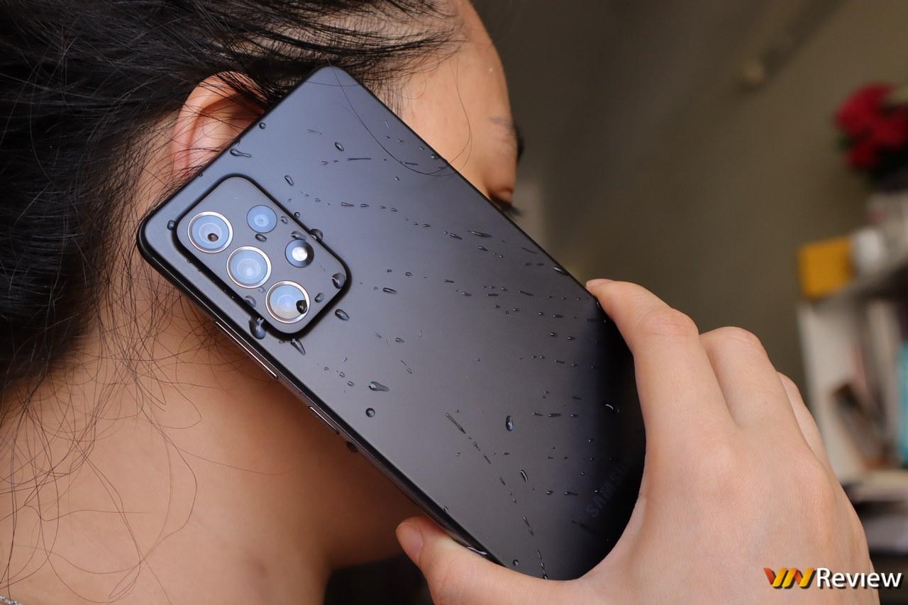 5 điểm cộng sáng giá của Samsung Galaxy A72