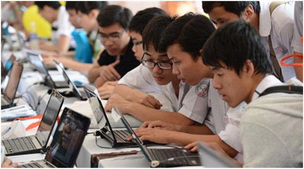 'Đạt 30 điểm mới nên đăng ký ngành Khoa học máy tính của Bách khoa'