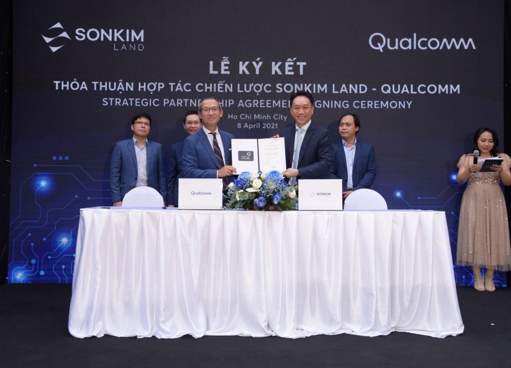 Qualcomm cùng đối tác triển khai giải pháp thành phống thông minh IoT tại Việt Nam