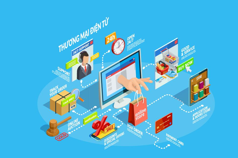 Việt Nam xếp thứ 2 toàn cầu về Thương mại điện tử