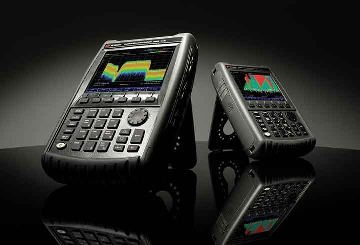 Keysight ra mắt máy phân tích viba cầm tay, rút ngắn thời gian lắp mạng 5G