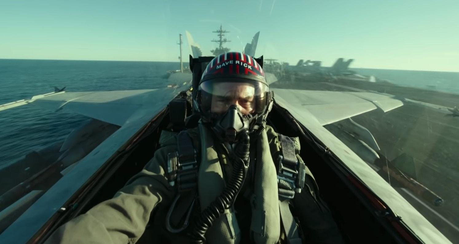 Top Gun: Maverick là bom tấn mới nhất rút khỏi cuộc chạy đua phòng chiếu mùa hè này