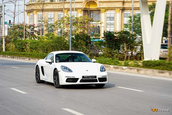 """Trên tay"" Porsche 718 Cayman 2021 giá hơn 5 tỷ"