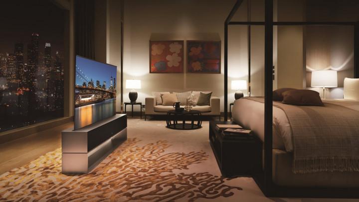 LG bắt đầu bán dòng TV OLED màn hình cuộn trên thị trường toàn cầu,  giá vẫn rất đắt