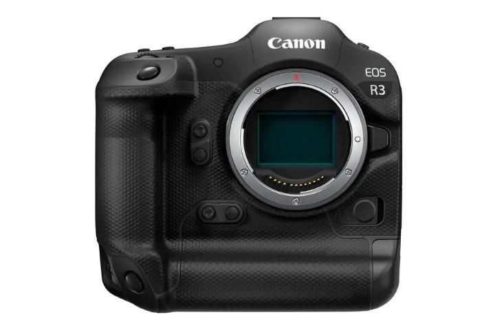 Canon xác nhận máy ảnh mirrorless EOS R3 đang trong quá trình phát triển