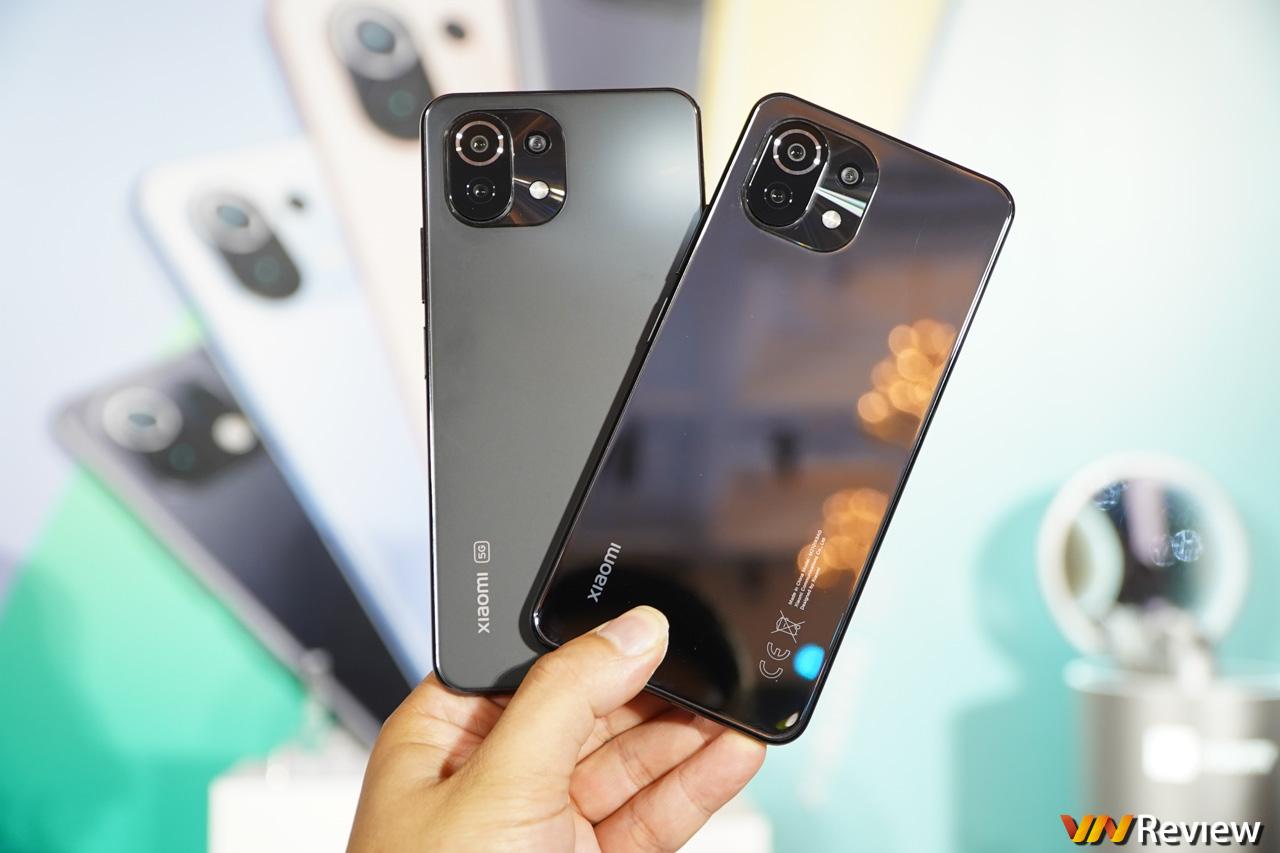 Xiaomi Mi 11 Lite, Mi 11 Lite 5G và Mi Band 6 ra mắt tại Việt Nam: tập trung vào thiết kế bên cạnh cấu hình mạnh như truyền thống