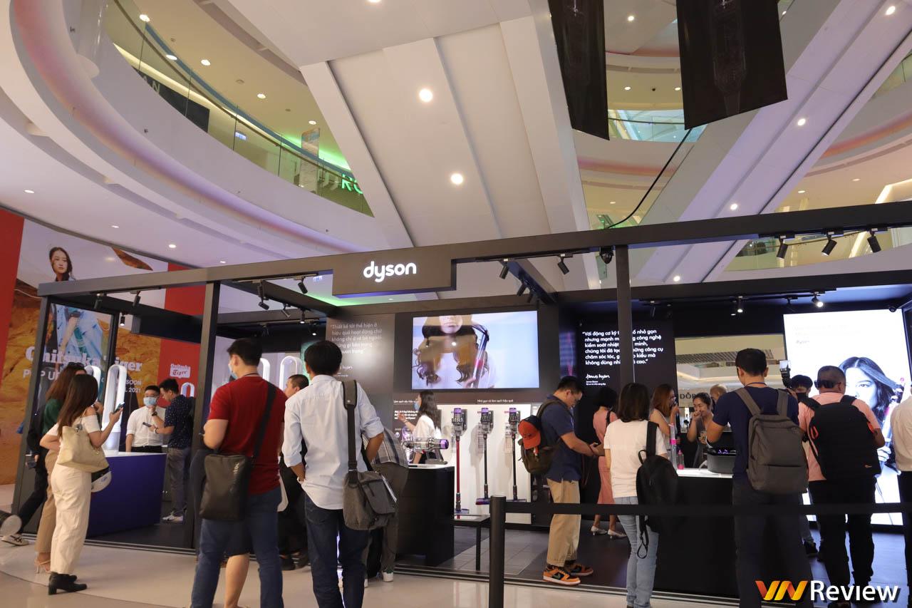 Dyson chính thức gia nhập thị trường Việt Nam, trình làng nhiều sản phẩm chủ lực