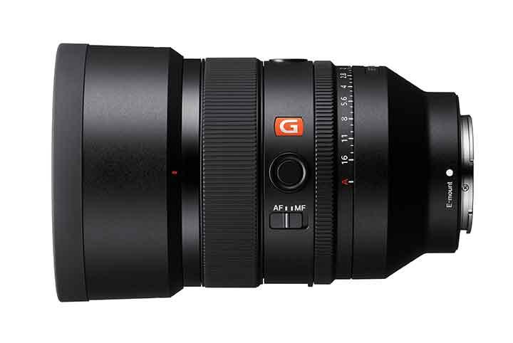Sony ra mắt ống kính FE 50mm F1.2 G-Master và 3 ống kính dòng G mới cho máy ảnh full-frame