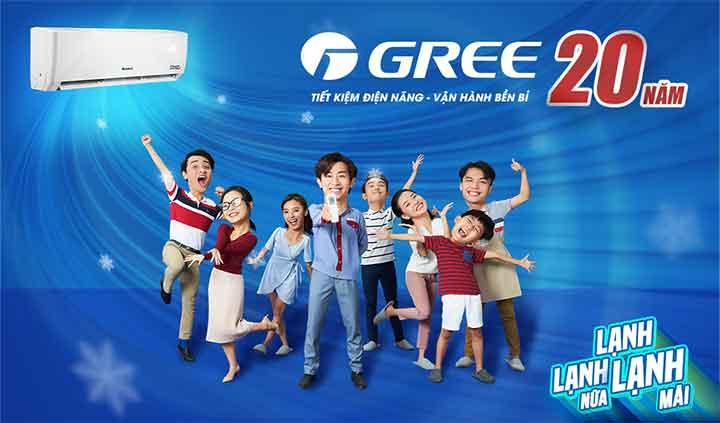 """Gree sắp """"dội bom"""" mùa hè với TVC quảng cáo điều hòa mới ở Việt Nam"""