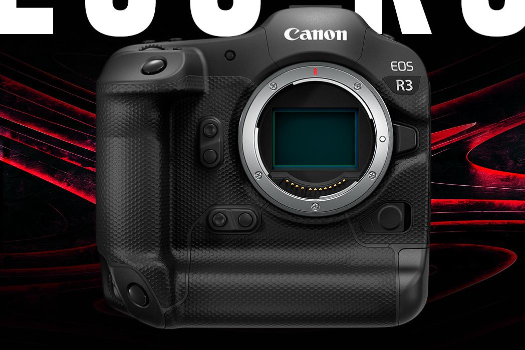 """Canon tuyên bố EOS R3 dự kiến ra mắt vào cuối năm nay, body """"bánh chưng"""" tương tự dòng 1D X"""