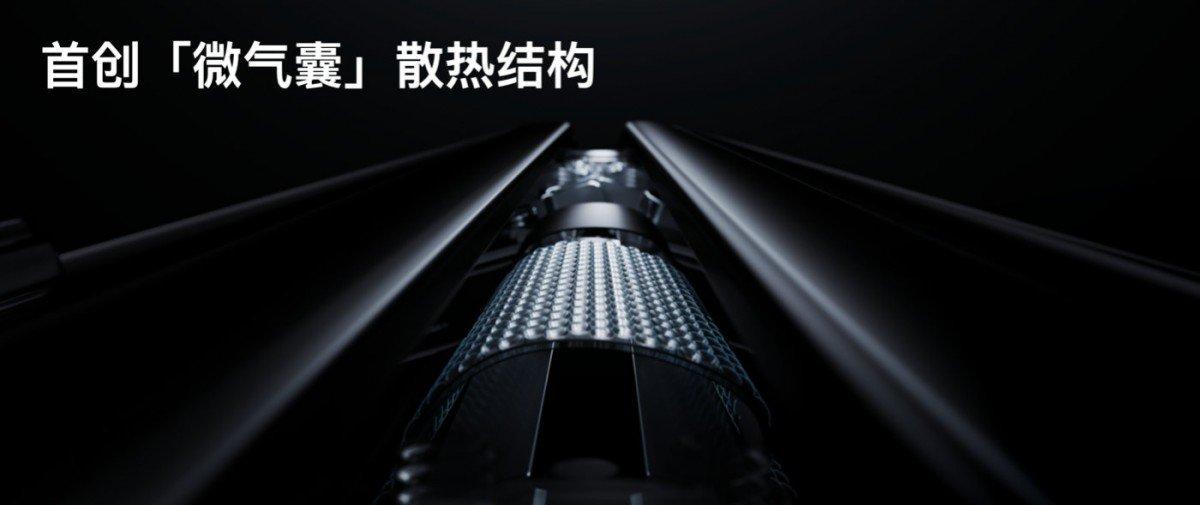 Xiaomi giải thích công nghệ tản nhiệt trên Mi Mix Fold