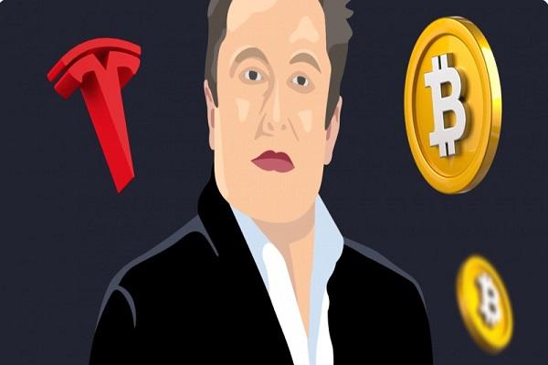 Cuộc dạo chơi trong lĩnh vực tiền điện tử của Elon Musk