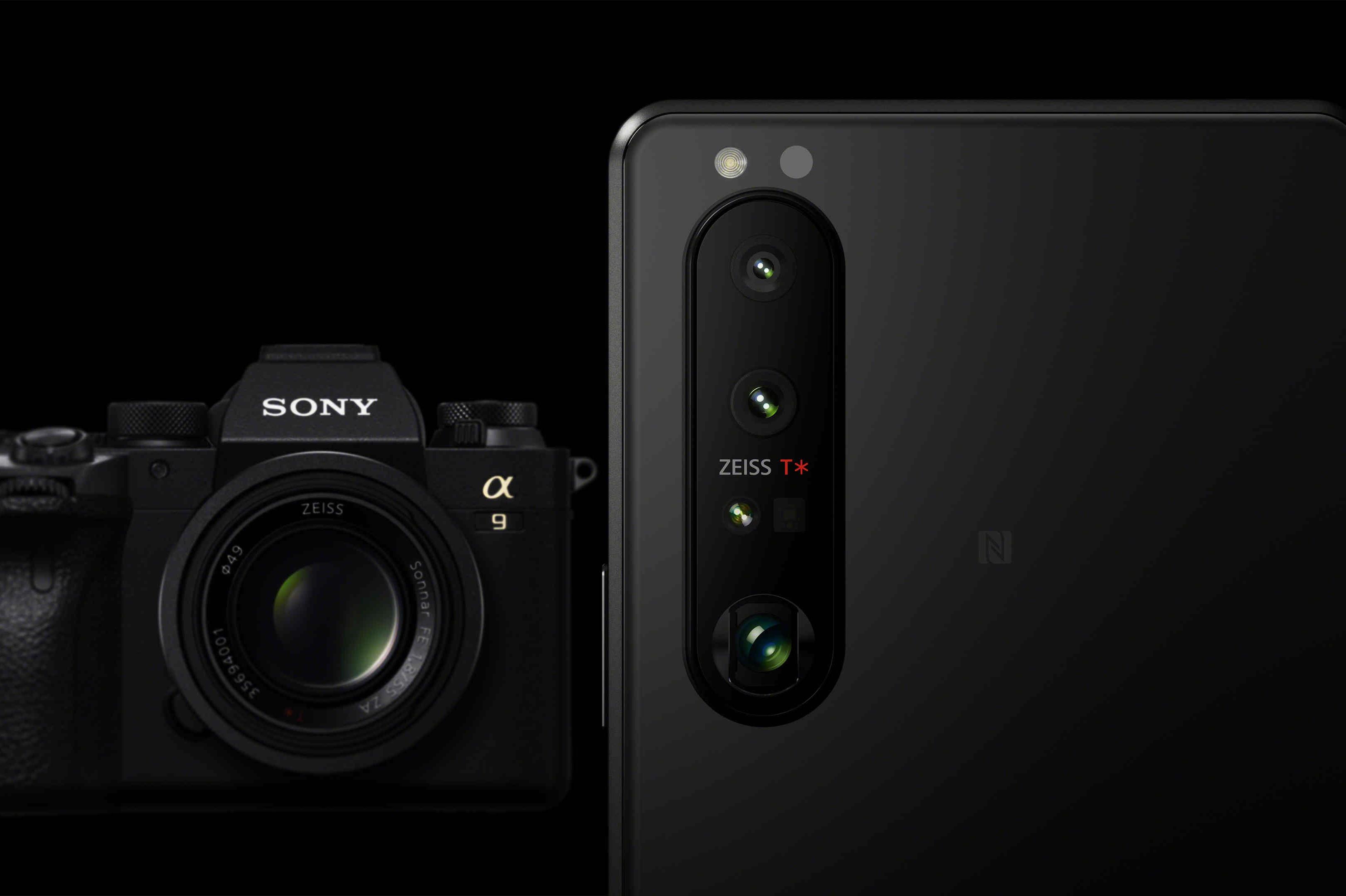 """7 tính năng đáng chú ý trên Xperia 1 III vừa ra mắt, cái cuối cùng ngay cả máy ảnh cũng """"bó tay"""""""