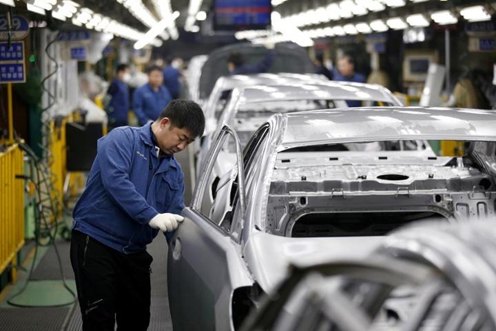 Ngành xe hơi Hàn Quốc lao đao vì cơn khát chip bán dẫn