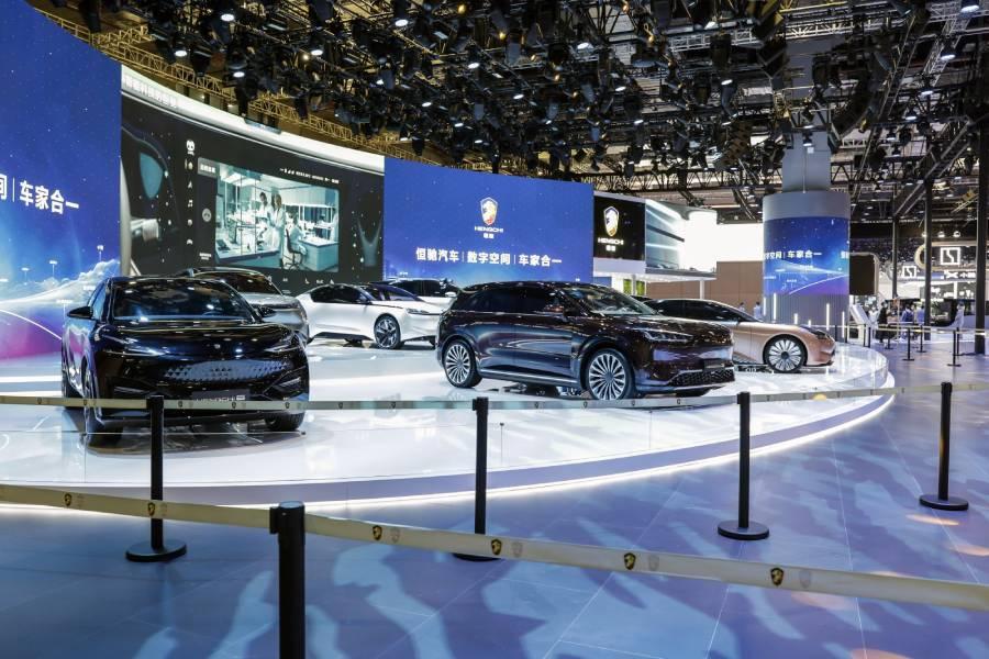 Gã khổng lồ ô tô điện Trung Quốc trị giá lớn hơn cả Ford chưa bán được chiếc xe nào