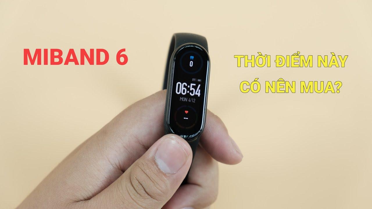 Có nên mua Mi Band 6 thời điểm này? So sánh nhanh với Xiaomi Mi Band 5