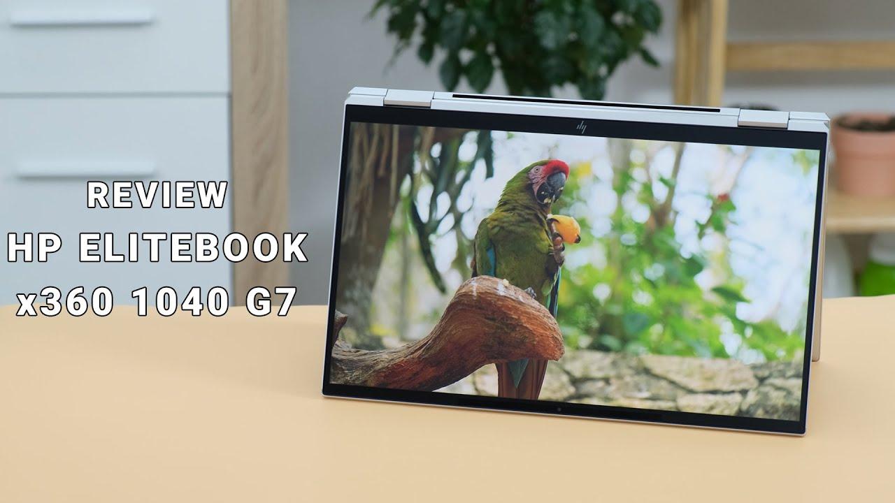Video HP EliteBook x360 1040 G7