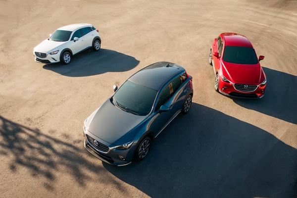 Mazda CX-3 ra mắt tại Việt Nam, 3 phiên bản giá 629, 669 và 709 triệu đồng