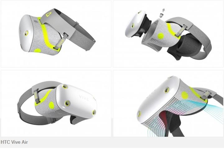 Chưa ra mắt, HTC Vive Air đã giành giải thiết kế iF Design Award
