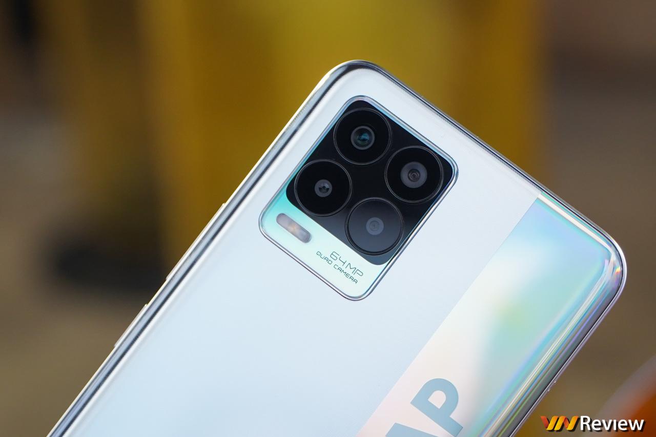 realme 8 và 8 Pro ra mắt tại Việt Nam: camera 108MP, sạc nhanh 50W, giá dự kiến hơn 7 triệu đồng