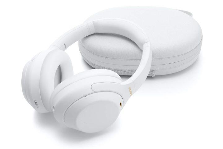 Sony trình làng WH-1000XM4 phiên bản giới hạn Silent White