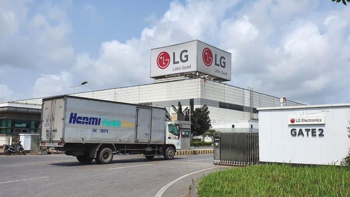 LG sẽ chuyển đổi dây chuyền sản xuất smartphone sang thiết bị gia dụng
