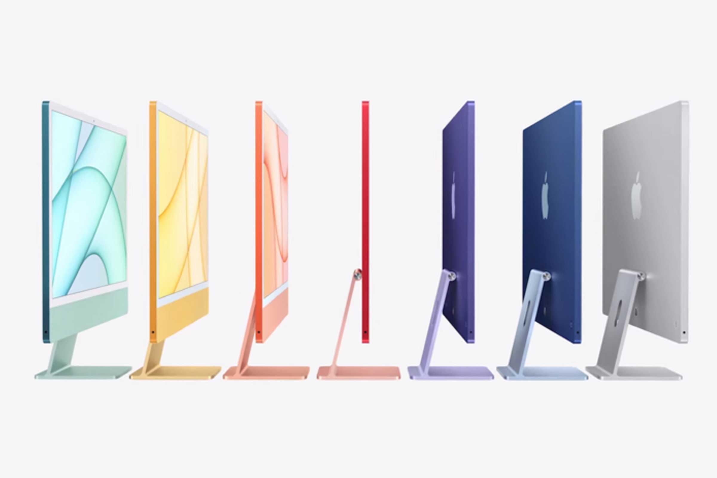 Có hai điều mà hầu hết chúng ta không thích trên iMac 24 inch mới