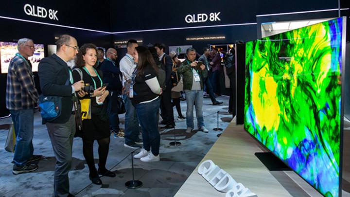 Nếu tình trạng thiếu chip tiếp diễn, ngay cả Samsung cũng không thể sản xuất TV