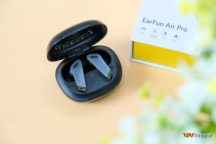 """Đánh giá tai nghe true wireless EarFun Air Pro: """"Vui tai"""" và hơn thế nữa!"""