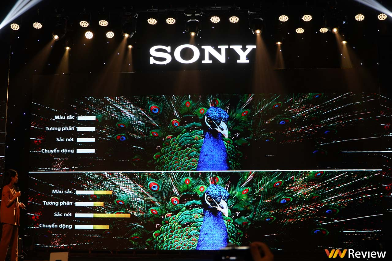 Sony ra mắt loạt TV BRAVIA XR với bộ xử lý trí tuệ nhận thức tại Việt Nam, giá từ 26,4 triệu đồng