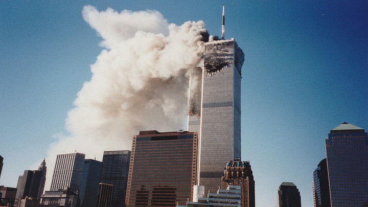 Những bức ảnh cực hiếm về cuộc tấn công khủng bố ngày 11/9