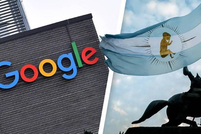 Quên không gia hạn tên miền, website Google ở Argentina 'bay màu' gần 3 tiếng
