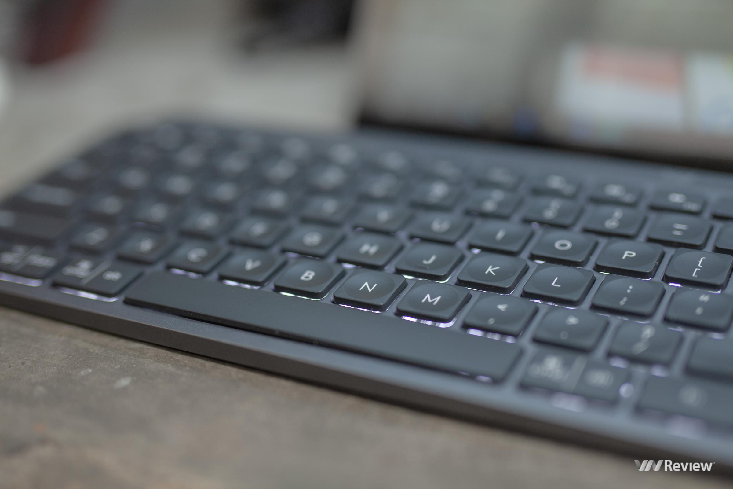 Đánh giá Logitech MX Keys: Xứng danh ông hoàng trong làng bàn phím văn phòng