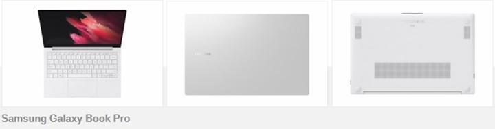 Samsung ra mắt 4 chiếc Galaxy Book mới: có tùy chọn màn hình AMOLED, đồ họa đồ họa RTX 3050 Ti
