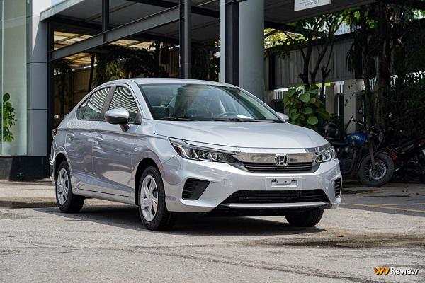 Chi tiết Honda City phiên bản E giá rẻ, ồ ạt về đại lý