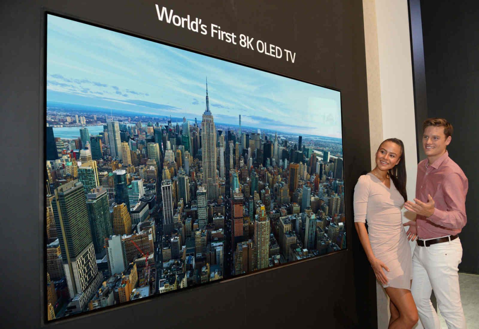 LG lãi lớn nhất từ trước đến nay nhờ đồ gia dụng và TV OLED