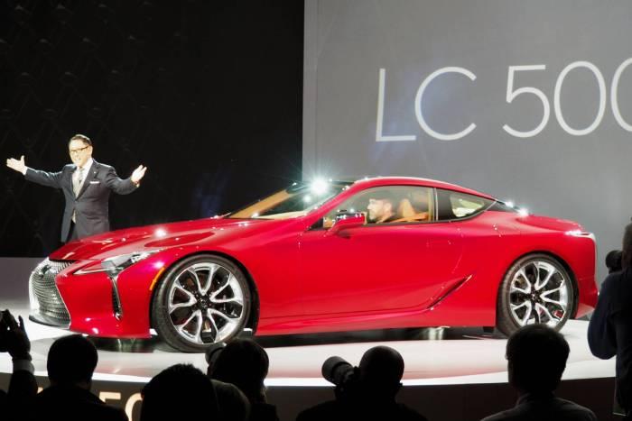 Hành trình đầy cảm hứng của xe hơi Lexus LC, từ giấc mơ đến hiện thực