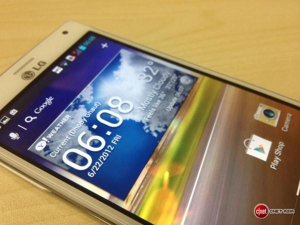LG bán Optimus 4X HD ở Singapore, giá khoảng 12,5 triệu đồng